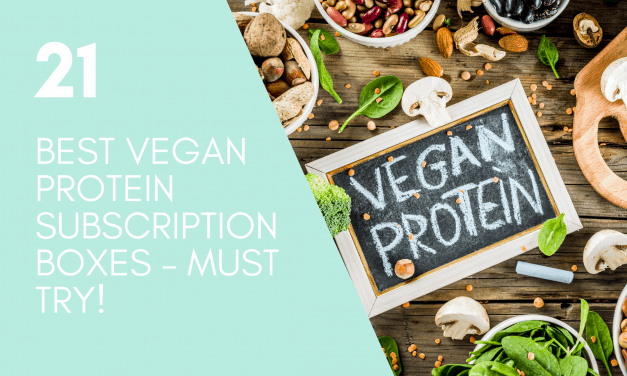 21 BEST VEGAN PROTEIN SUBSCRIPTION BOXES – MUST TRY!